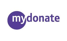 MyDonate logo